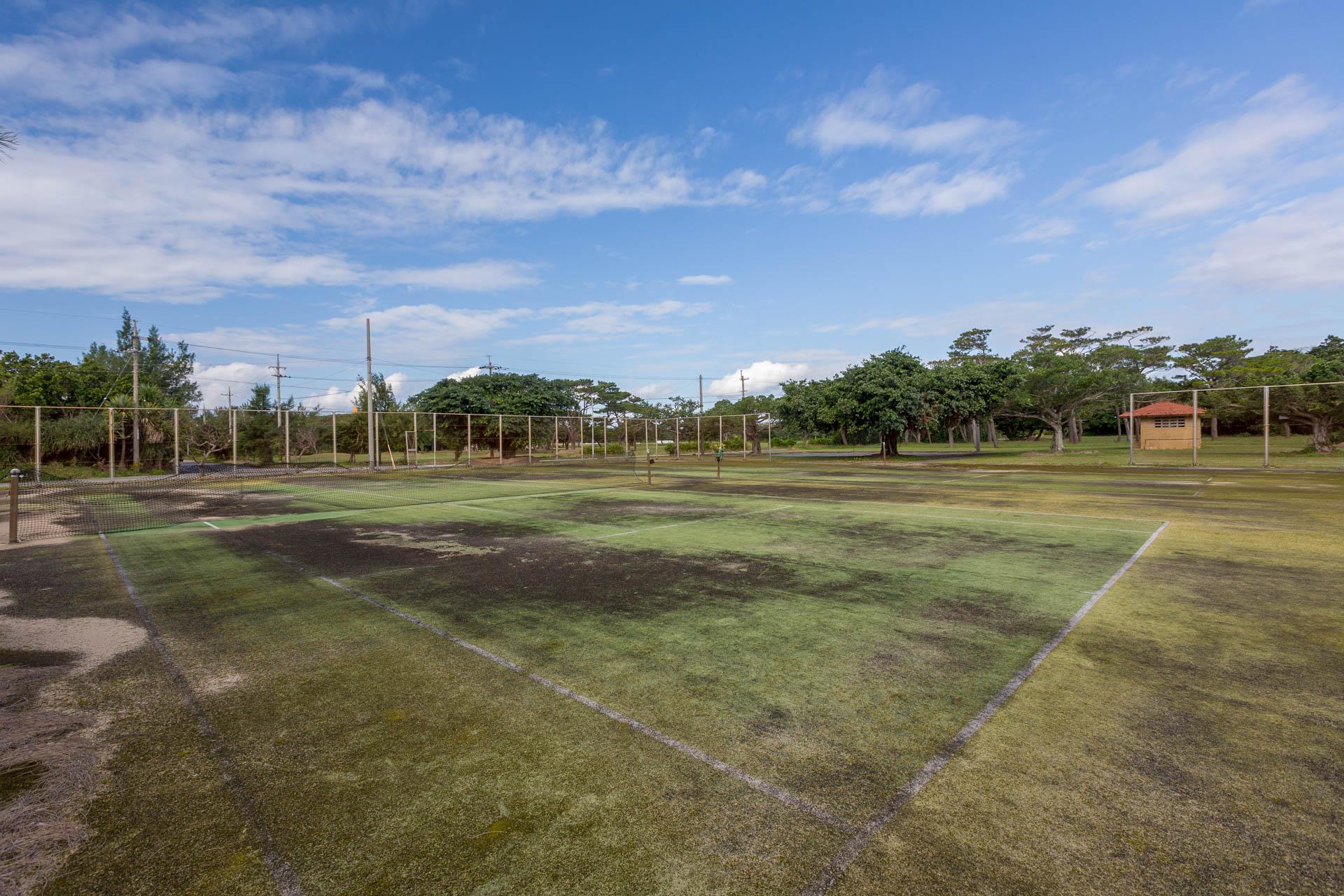 多良間村営庭球場