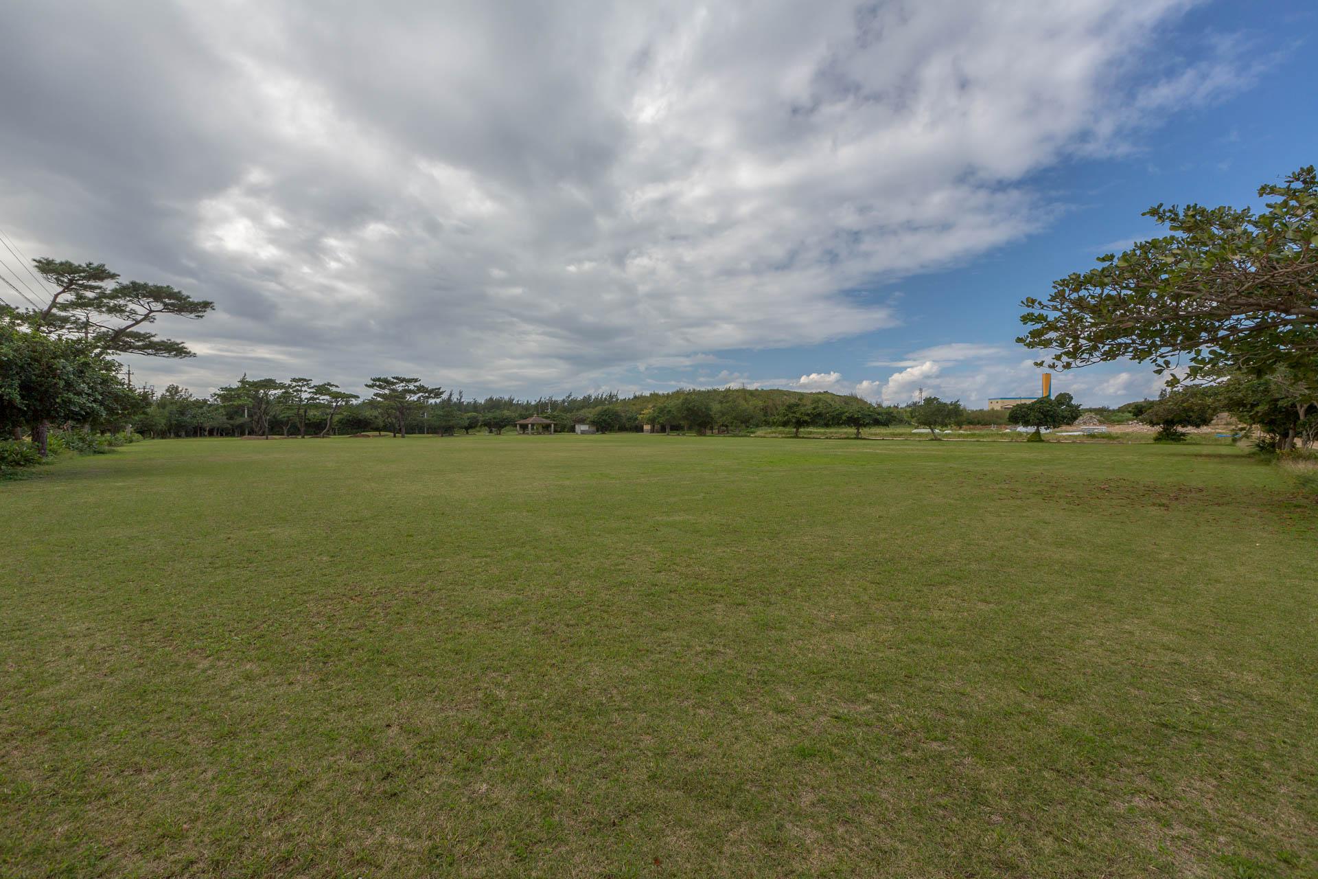 多良間村営グラウンドゴルフ場