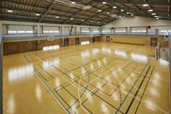 北中城村民体育館