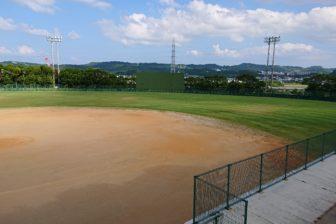 Kogane Forest Park Baseball Field